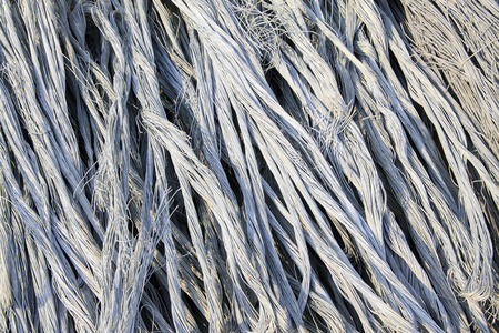 binding wire on the ground, closeup of photo Stock Photo - 26224271