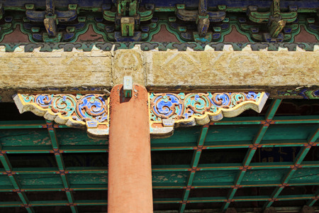 indelible: traditional Chinese style painting, closeup of photo