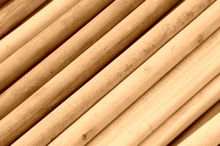 meticulous: smooth wooden in a market, closeup of photo
