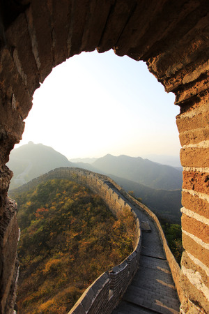 jinshanling: Jinshanling Great Wall, China