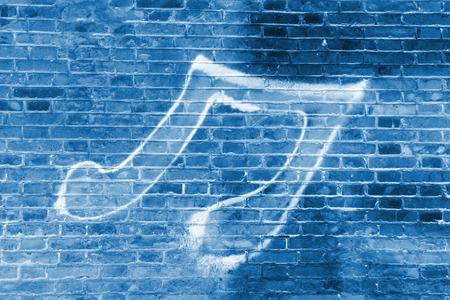 progressive art: graffiti on the wall