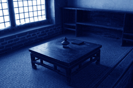 furniture: Traditional Chinese style wooden furniture