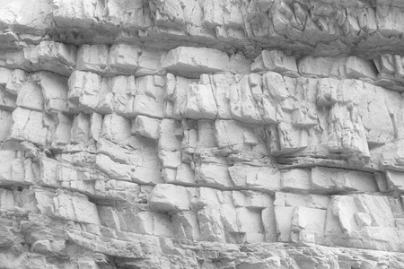 rock texture: Rock texture in a geological park