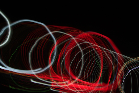 irradiation: abstract background Stock Photo