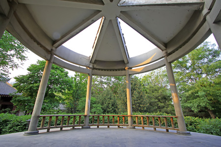 restore ancient ways: paviliom