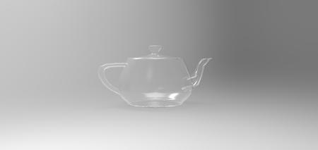 3d: 3D teapot
