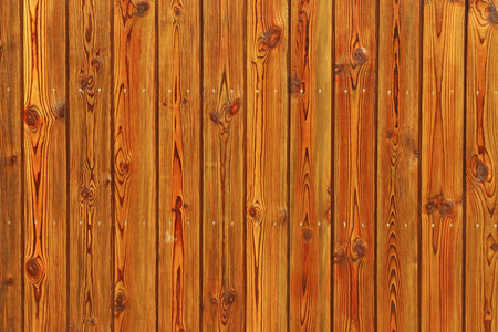 split level: pine wooden pieced together at a construction site Stock Photo