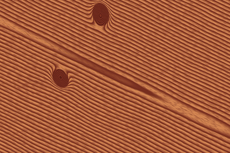 scarring: Wood grain effect, computer generated images