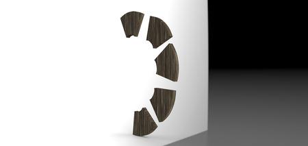 rendering: 3D rendering object