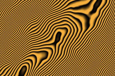 scarring: Wood grain illustration Stock Photo