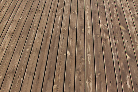 damp: damp wood splice together, closeup of photo Stock Photo