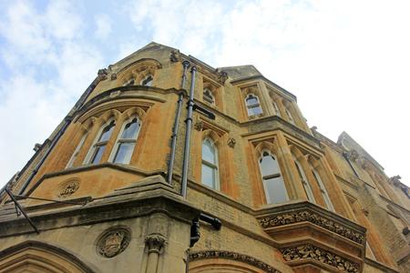 cambridge: Cambridge building scenery, England