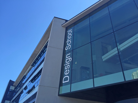 campus tour: Loughborough - July 19: loughborough university design school, on July 19, 2016, loughborough, UK.