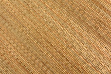 weft: summer sleeping mat texture