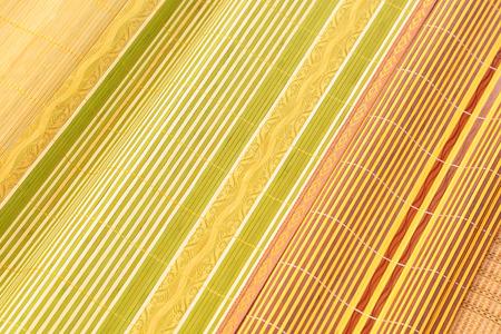 summer sleeping mat texture