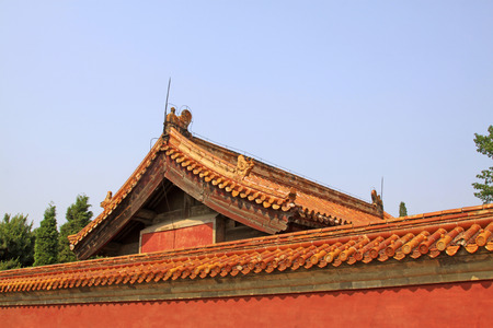 Chinese ancient architectural