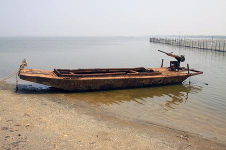 Broken Iron ship