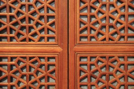 tenon: Chinese style wooden windows