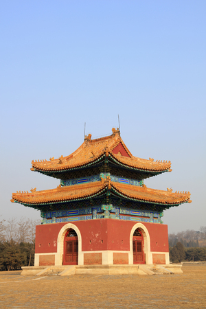 Ancient Chinese traditional architecture