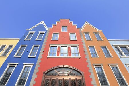 Holland style architecture