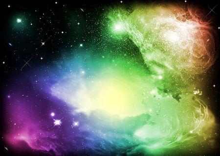 starlet: Stars in deep space
