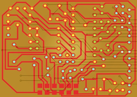 Circuit Board Stock Photo - 8903817