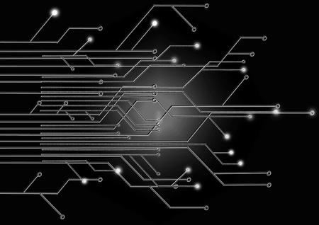circuitos electricos: Placa de circuito