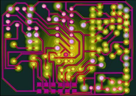 Circuit Board Stock Photo - 9147740