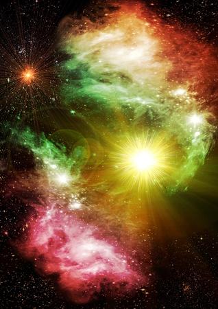 Space sky photo