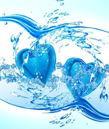 Két szív vízből