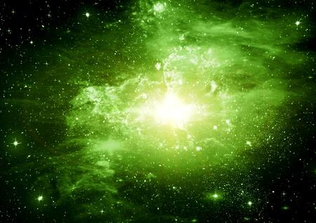 Stars egy bolygó és galaxis