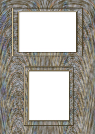 background with frames Stock Photo - 13106869