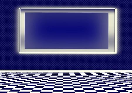 Interior of a hall Stock Photo - 13187919