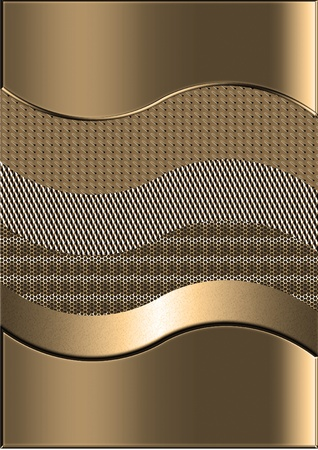 Metal background for your design photo