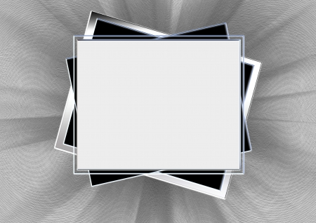 background with frames photo
