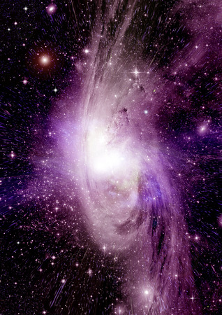 astral: Stars of a planet and galaxy in a free space