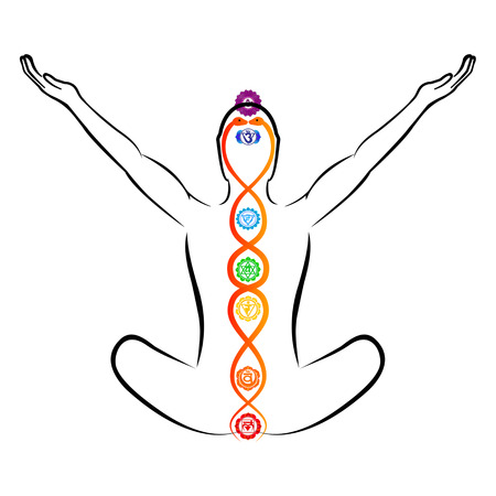 anahata: Kundalini energy