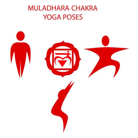activacion: Las posturas de yoga para la activaci�n del chakra Muladhara