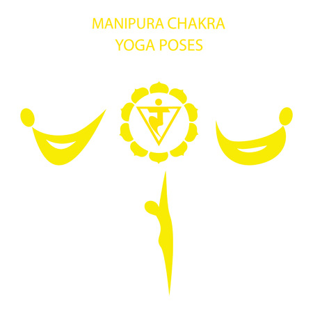 manipura: Yoga poses for Manipura chakra activation