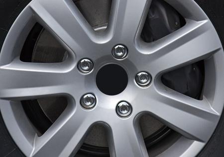 castings: Fragment of wheels. Cast disk.