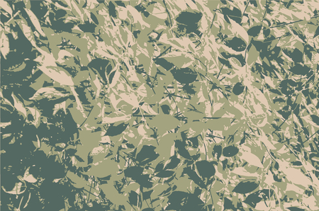 Vector background bark camouflage stains halftone