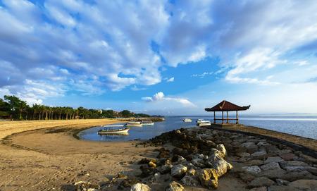nusa: Nusa Dua beach early in the morning