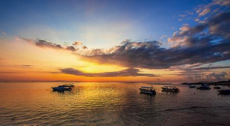 Nusa Dua Beach Sunrise