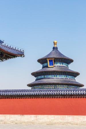 temple of heaven: Beautiful Scene of Temple of Heaven, Beijing,China.