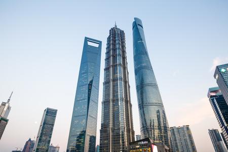 shanghai world financial center