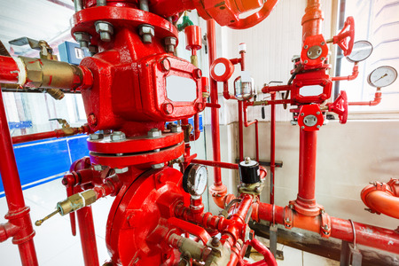 fire protection: pipe