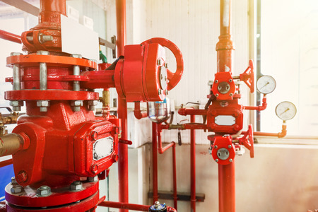 industry pipe 免版税图像