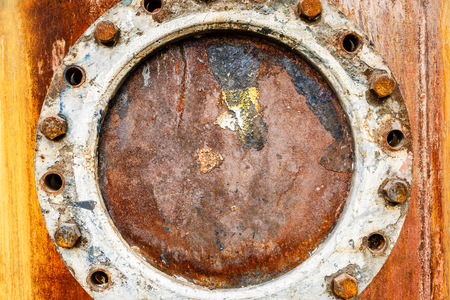 steelworks: Rusty metal surface background texture
