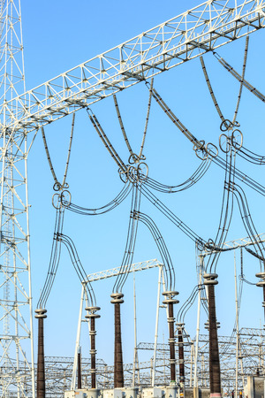 High Voltage Substation and Equipment
