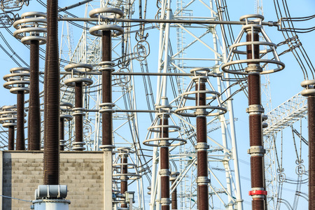 isolator insulator: High Voltage Substation and Equipment